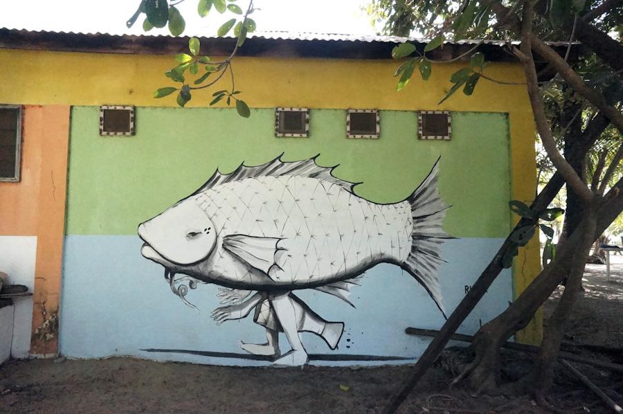 RUN, Gambia + Senegal - unurth | street art