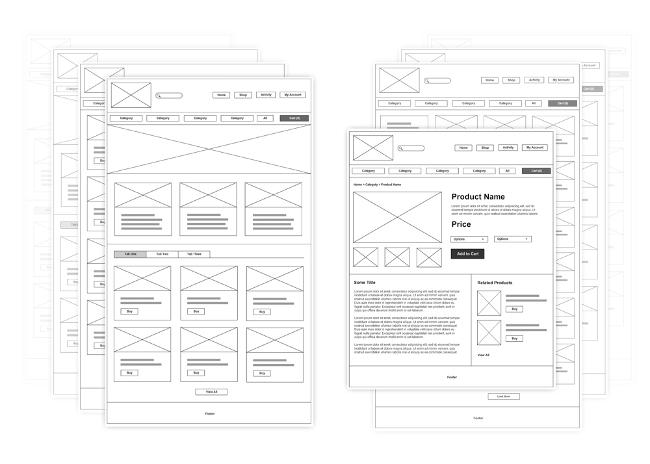 UX Design & Wireframing - designbydaniel - Personal network